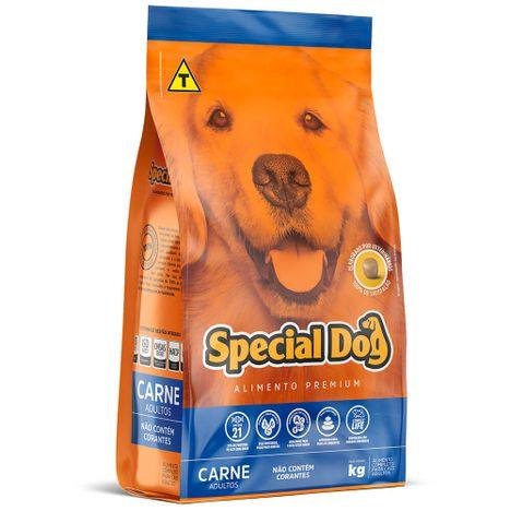 Ração Special Dog Sabor Carne 20 Kg