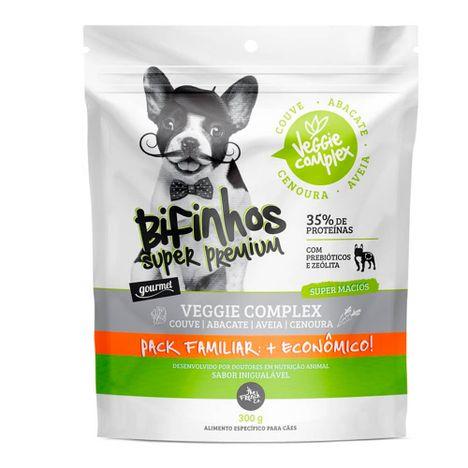Bifinhos Super Premium com Veggie Complex 300g