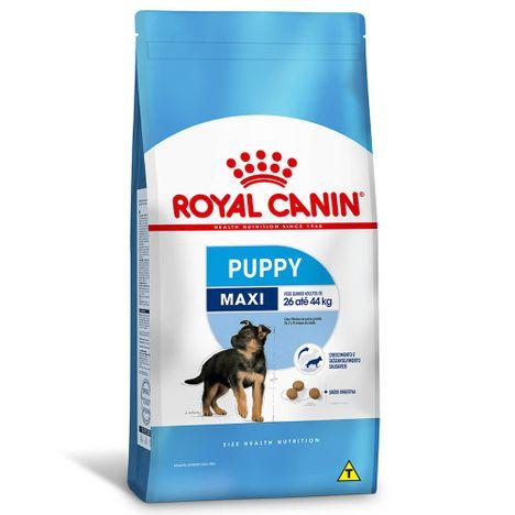 Ração Royal Canin Maxi Cães Filhotes 15 Kg