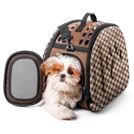 Bolsa de Transporte Desmontável Cães e Gatos