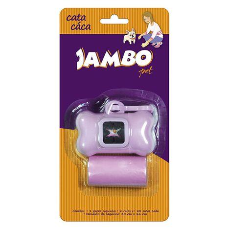 Kit Cata Caca Jambo Rosa
