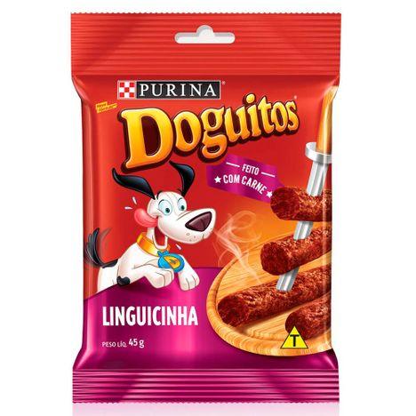 Petisco Purina Doguitos para Cães Linguicinha 45g