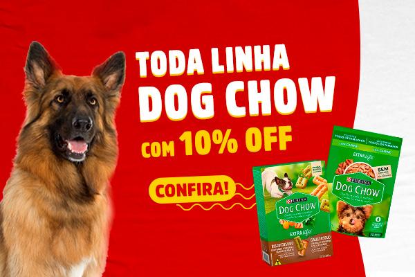 Banner Dog Chow 10%
